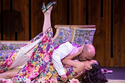 Wolf-Ferrari: Susanna's Secret - Richard Burkhard, Clare Presland - Opera Holland Park (Photo Ali Wright)