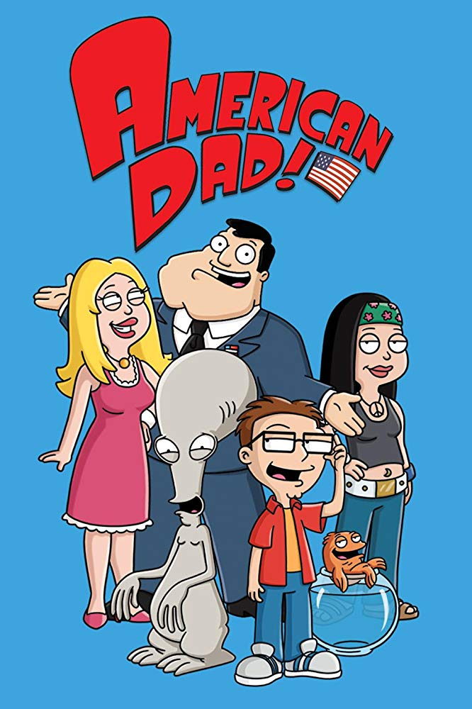 American Dad Temporada 14 Latino