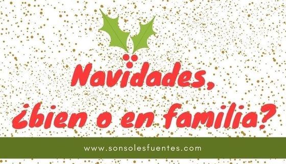 Consejos para afrontar los conflictos familiares en las fiestas de Navidad