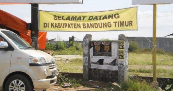 Kabupaten Bandung Timur Menunggu Realisasi