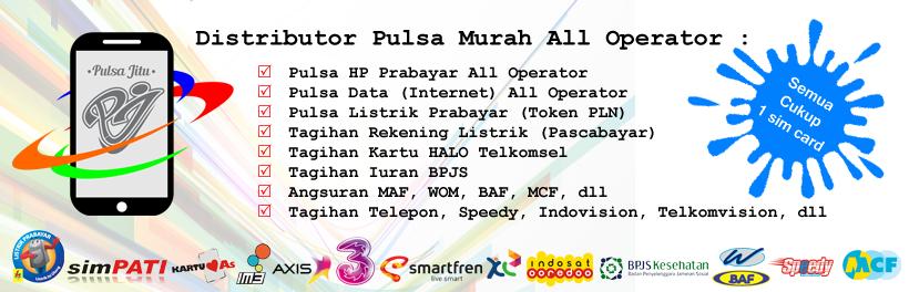Agen Chip Pulsa All Operator Murah Makassar