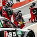 Audi se prepara para otro intenso fin de semana en Brands Hatch.