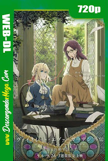 Violet Evergarden Eternity and the Auto Memories Doll (2019) HD 720p Latino