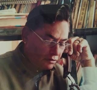 Journalist N M Joshi Yavatmal