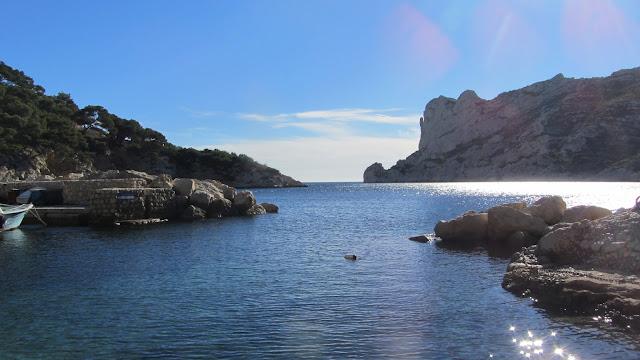 calanque de Sormiou Marseille