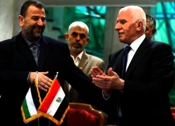 The possiblity of unity between Fatah and Hamas in Palestine - a sign of hope?