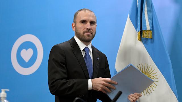 Argentina da inicio formal a las conversaciones con el FMI para renegociar su deuda