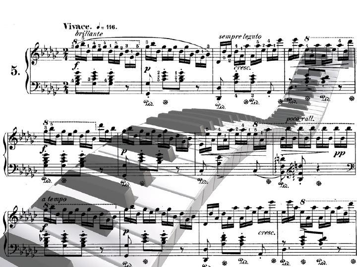 Creative solfege - Креативное сольфеджио: Frédéric Chopin