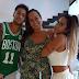"""""""Perdoe essa menina"""", diz mãe de Neymar sobre jovem que o acusou"""