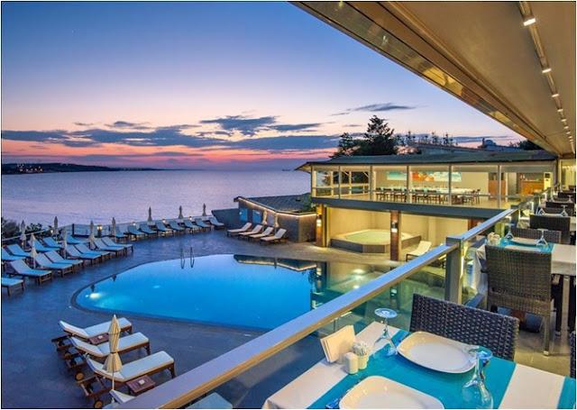 İstanbul'da Sevgiliyle Gidilecek Yerler & Kilya Hotel