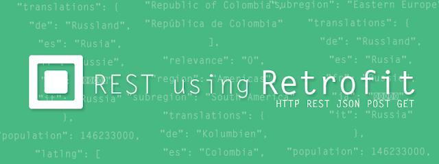 Retrofit Android Example Tutorial | Web services using Retrofit