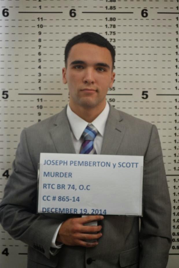 joseph scott pemberton mugshot