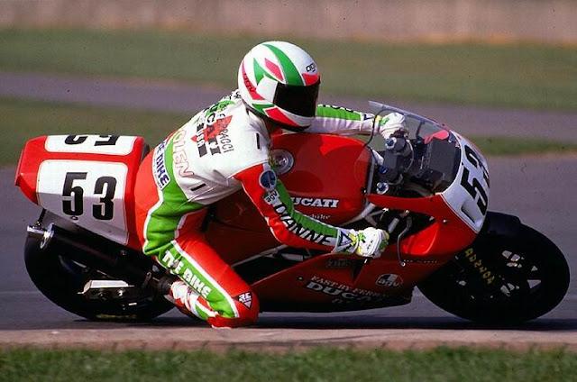 Doug Polen - Ducati 888