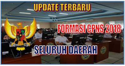 InfoTerbaru Formasi CPNS 2018