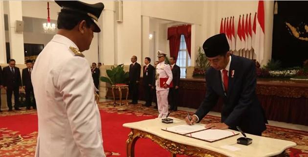 Gegara Wagub Kepri, Jokowi Bisa Dilengserkan