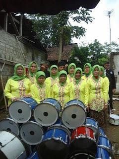 grup drumband oma opa bantarkaret Sukabumi