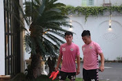 Quang Hải buồn bã đến sân Gò Đậu (Bình Dương) tập luyện sau khi facebook bị hack