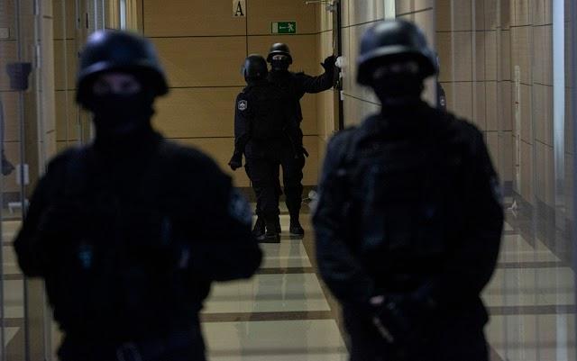 Ρωσία: Άνδρας αυτοπυρπολήθηκε στο κέντρο της Μόσχας