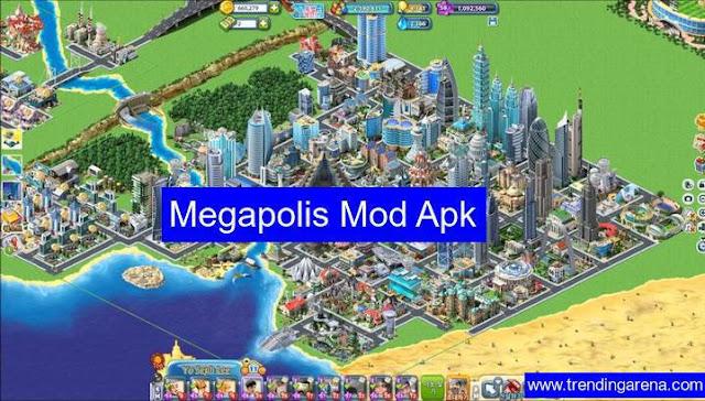 Megapolis Mod Apk Crack Hack Pro Apk