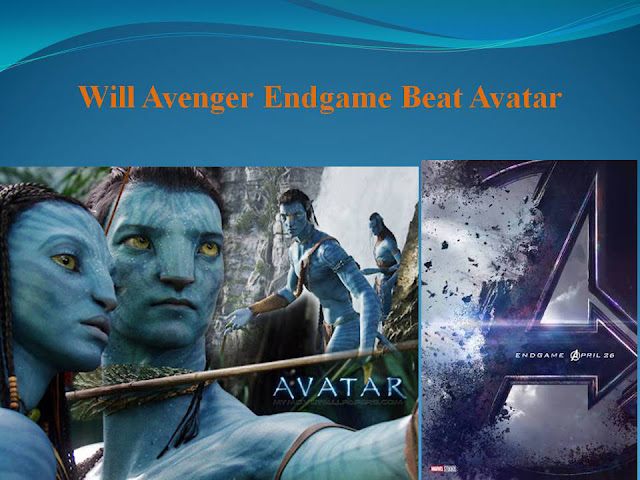 Avengers: Endgame VS Avatar Box Office Collection