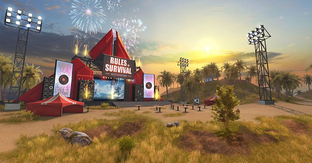 Game Rules Of Survival Update Fitur Terbaru
