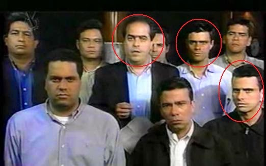 Golpe de Estado 2002 y Paro Petrolero 2003 Primero-justicia-golpismo
