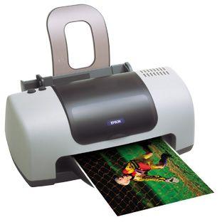 Epson Stylus C42 UX Inkjet Printer Drivers Download