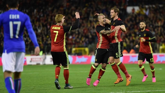 Belgium will look to brush aside Italy once more, like they did in a friendly.