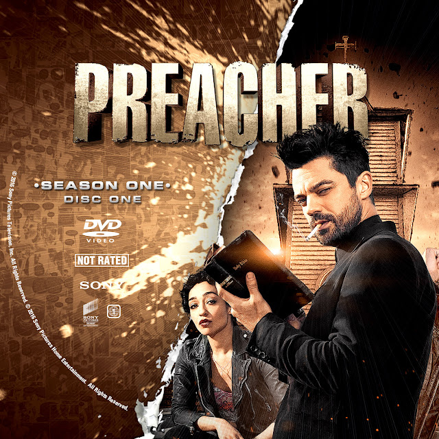 Label DVD Precher Disco 1