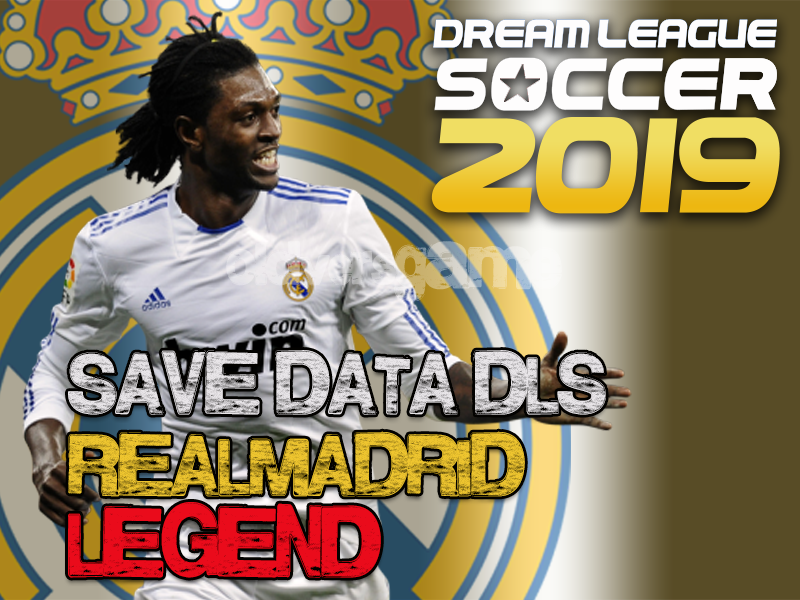 Download Save Data (profile dat) Dream League Soccer