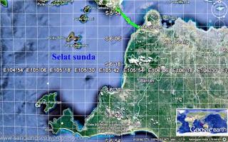 Waspada, Melintasi Alur Pelayaran Di Selat Sunda Terkait Erupsi Gunung Anak Krakatau