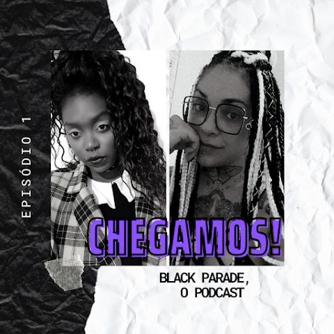 #01 O Rock é Preto! - Lançamento do Podcast da Black Parade
