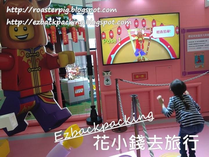 沙田新城市廣場lego