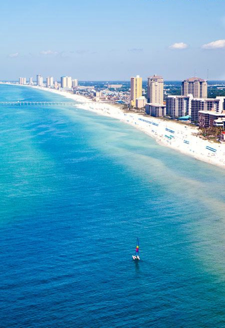 Panama City Beach, Florida, USA