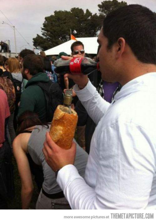 its just bread bro
