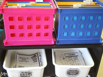 Tips for organizing student mail #teachertips #teacherhacks #classmanagement #classroomorganization #organization #classroom