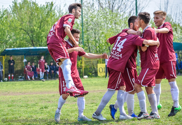 juniori a rapid bucuresti