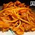 Cocina fusión, spaghetti al curry japonés