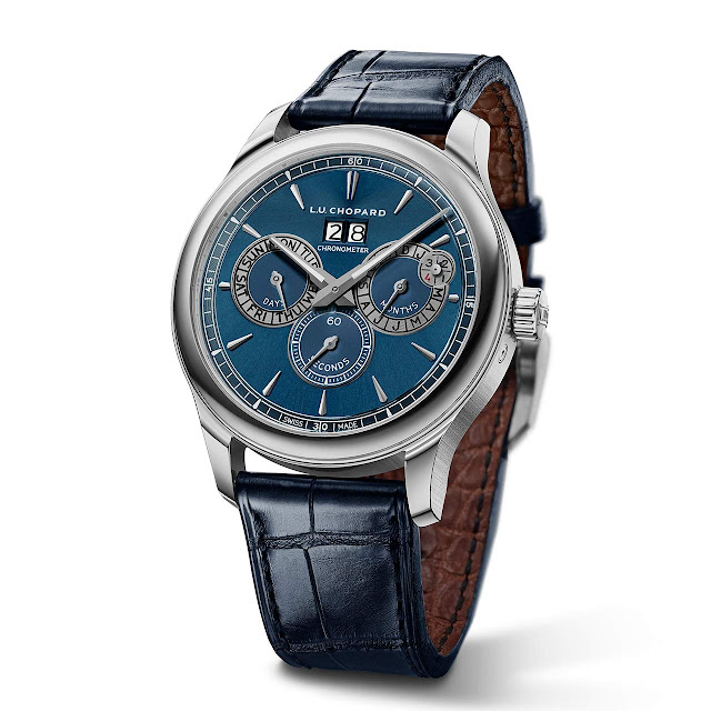 Chopard L.U.C Perpetual Twin 2020 in steel