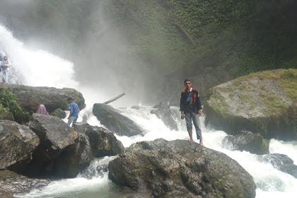 Air Terjun Ma'Gandang Andulan Siteba