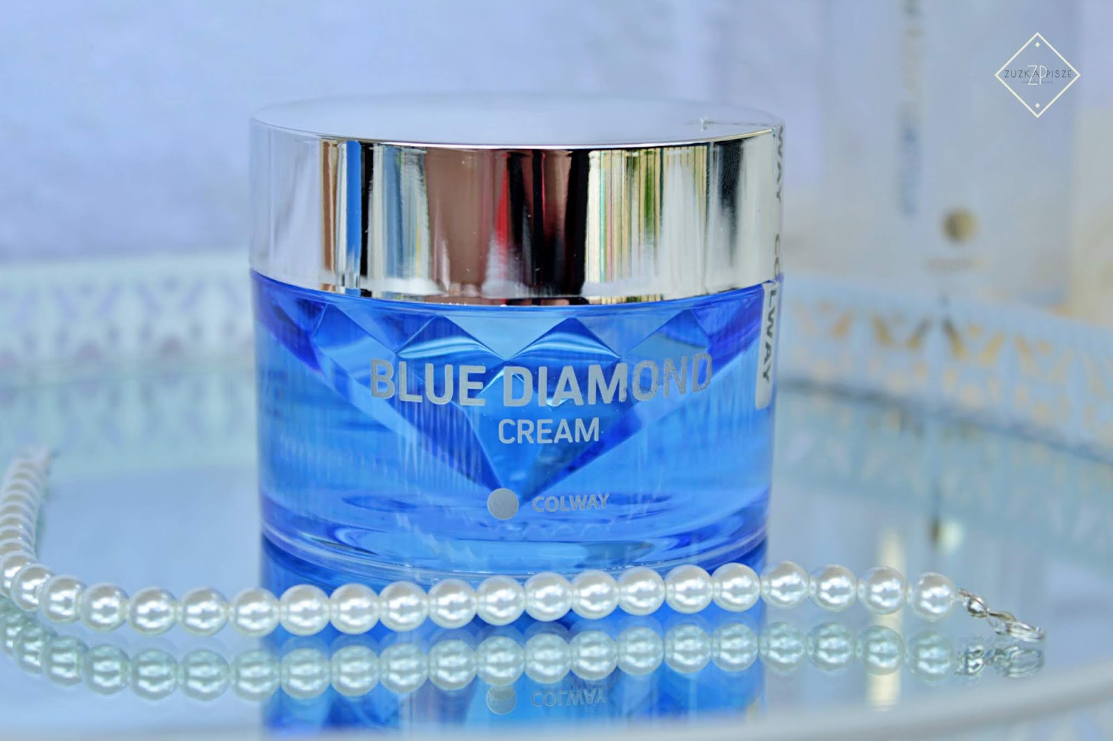 BLUE DIAMOND CREAM Colway – bestsellerowy krem antiage
