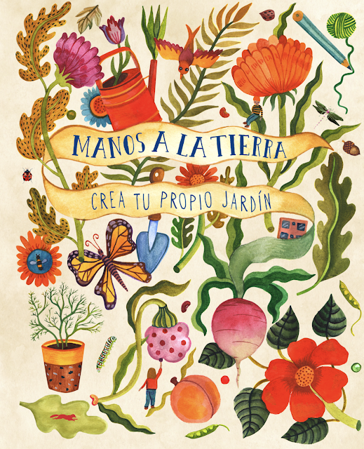Resultado de imagen de crea tu propio jardín manos a la tierra ayuda para maestros