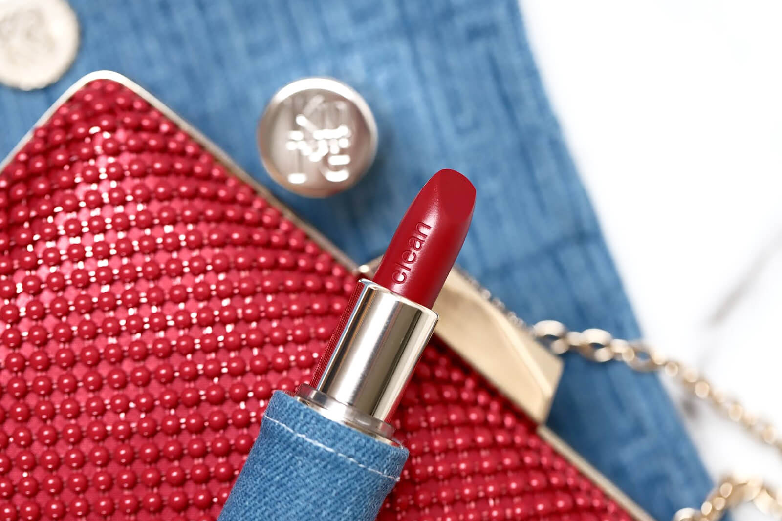 Kure Bazaar Rouge A Lèvres swatch