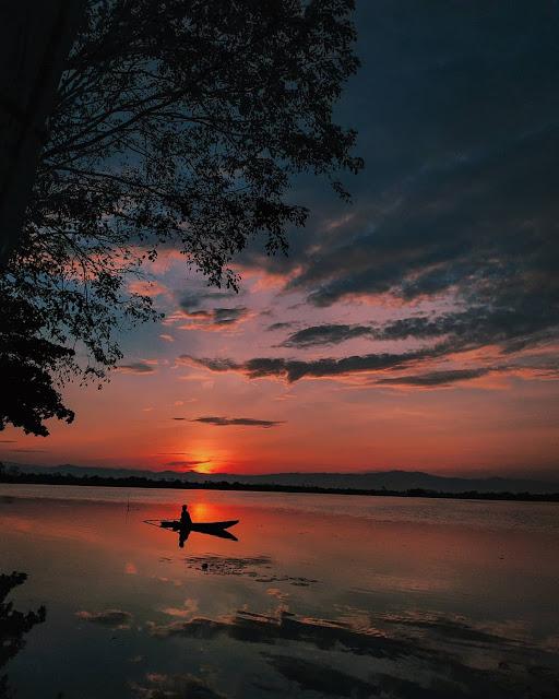 dendam tak sudah lake tourist destinations in bengkulu