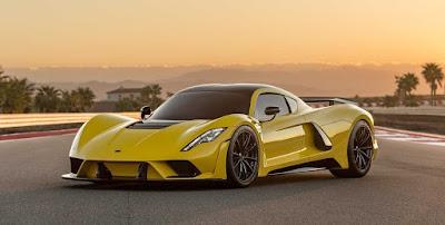 صور سيارات رائعة صفراء اللون