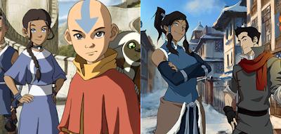 Avatar Anime que no es anime