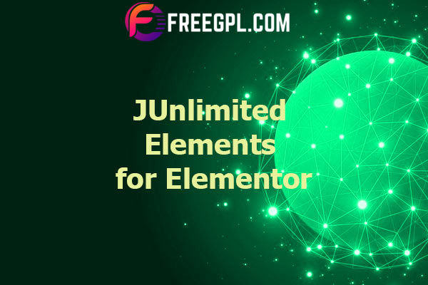 Unlimited Elements for Elementor Nulled Download Free