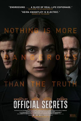 Official Secrets [2019] [DVD R1] [Subtitulada]