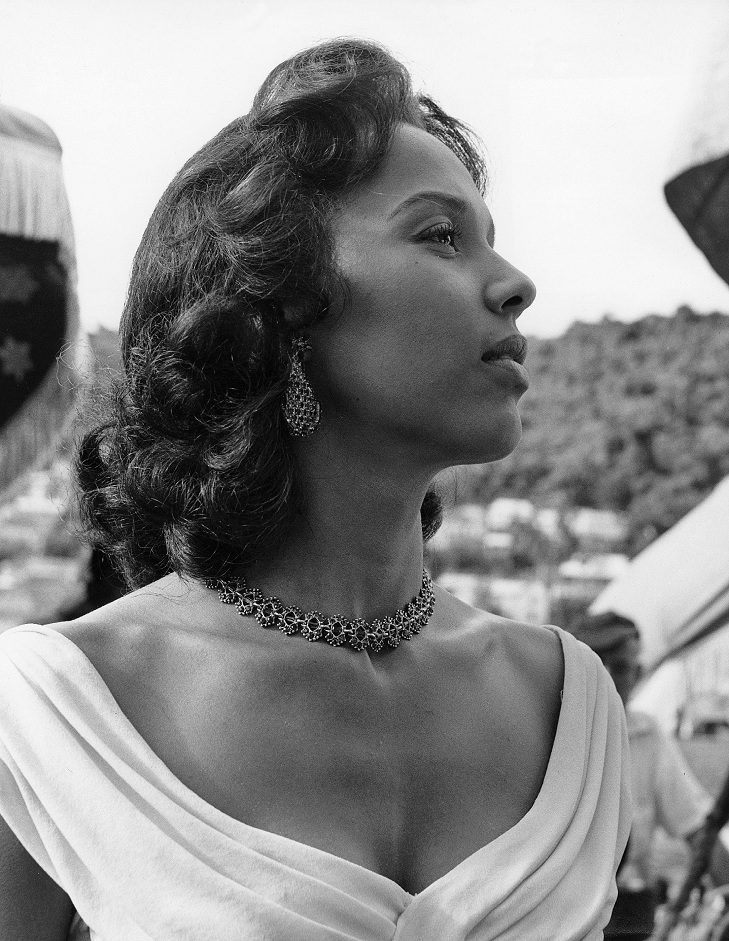 Dorothy Dandridge, Angel Face: Island in the Sun (1957)