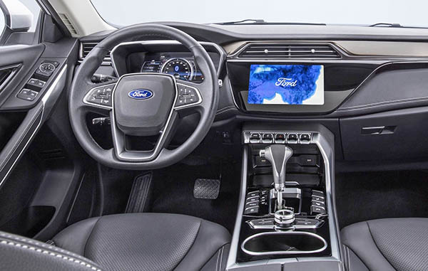 Burlappcar 2020 Ford Territory Ev